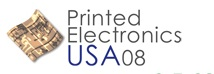 Printed Electronics 2008 Logo